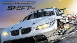 Игра Need For Speed SHIFT для ПК
