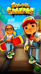 Игра Subway Surfers для Android