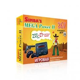 Игровая телевизионная приставка Simba's Mega Power II
