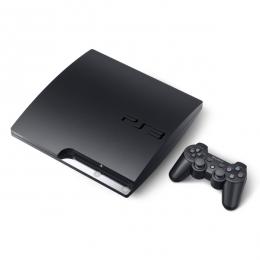 Игровая приставка Sony Playstation 3 Slim