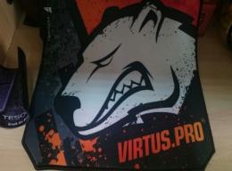 Игровой коврик Tesoro Aegis X3 Virtus.pro