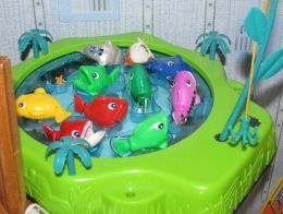 """Игровой набор """"Fishing set"""" Sunny toys"""