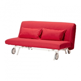 Диван-кровать IKEA ПС ЛЁВОС