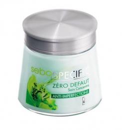 """Интенсивный ночной крем для лица Yves Rocher """"Sebo Specific Zero Defaut"""""""