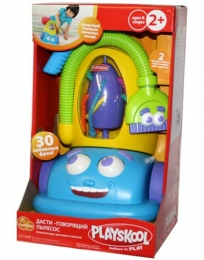 """Интерактивная игрушка """"Дасти - говорящий пылесос"""" Hasbro Playskool"""