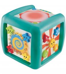 Интерактивный развивающий куб ELC
