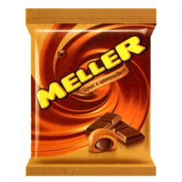 Ирис Meller с шоколадом