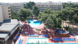 Отель Jaime I 3* (Салоу, Испания)