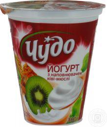 Йогурт Чудо киви-мюсли 2.5%