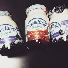 Йогурты Landliebe