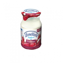Йогурт Landliebe с малиной