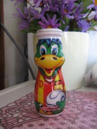 """Йогурт питьевой клубничный Danone """"Растишка"""" с витамином D3 и кальцием"""