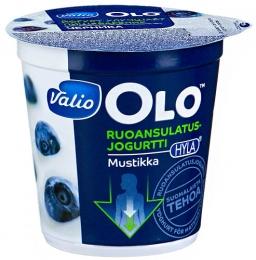 Йогурт Valio Olo Черника