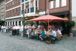 Кафе и рестораны в Дюссельдорфе