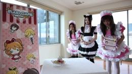 "Кафе ""Maid cafe"" (Япония, Токио)"