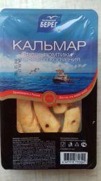 """Кальмар """"Балтийский берег"""" филе-ломтики горячего копчения"""