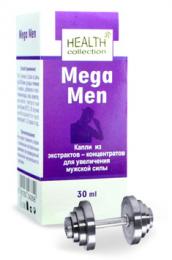 Капли для потенции Mega Men