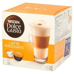 Капсулы Latte Macchiato Nescafe Dolce Gusto