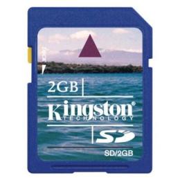 Карта памяти Kingston SD