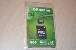 Карта памяти MicroSD OltraMax