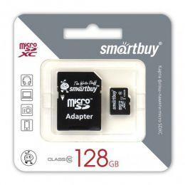 Карта памяти Smartbuy microSDHC