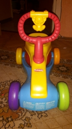 Каталка-попрыгунчик 2 в 1 Playskool Hasbro Арт.31937
