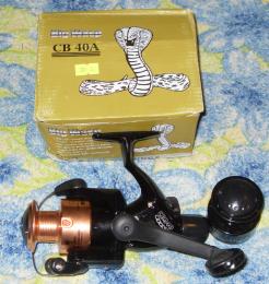 Катушка безынерционная Cobra CB 240A