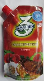 Кетчуп Классический «3 Желания»