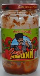 """Кетчуп """"Соус Грузинский"""" Дары Кубани"""