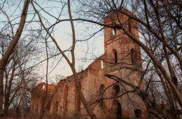 Кирха Рудау (Посёлок Мельниково, Калининградская область, Россия)
