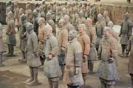 Терракотовое войско (Китай, Сиань)