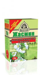 "Китайский зеленый чай с жасмином Добрыня Никитич ""Жасмин"""