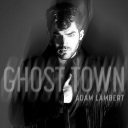 Клип Adam Lambert - Ghost Town