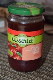 """Клюква протертая с сахаром """"Assortel"""""""