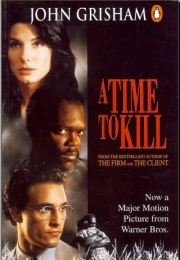 "Книга ""A time to kill"", John Grisham"