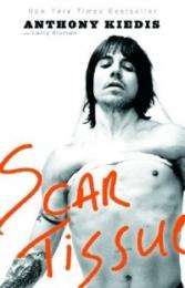 """Книга """"Scar Tissue"""", Anthony Kiedis"""