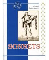 """Книга """"Sonnets"""", William Shakespeare"""