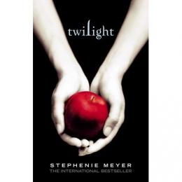 "Книга ""Twilight"", Stephenie Meyer"