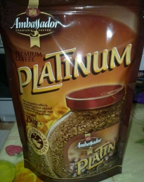 Кофе Ambassador Premium coffee Platinum