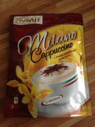 """Кофе """"Mokate"""" Milano Cappuccino капучино ванильный"""