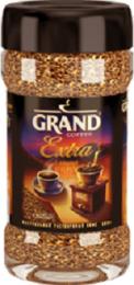 Кофе натуральный растворимый Grand Extra с отборной арабикой