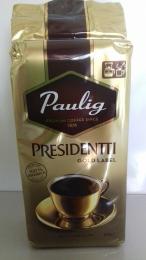 Кофе Paulig Presidentti gold label молотый
