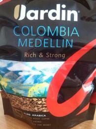 Кофе растворимый Jardin Colombia Medellin Rich & Strong