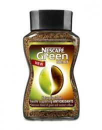Кофе растворимый Nescafe Green Blend