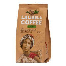 Кофе жареный молотый Lalibela Coffee Lunch
