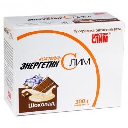 Коктейль энергетик СЛИМ Шоколад