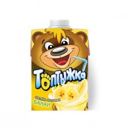 """Коктейль молочный """"Топтыжка"""" Банан"""