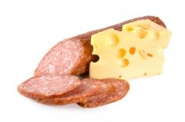 Колбасно-сырная диета