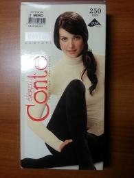 """Колготки """"Conte elegant"""" Collection Pantyhose серия Cotton Comfort 250 den"""
