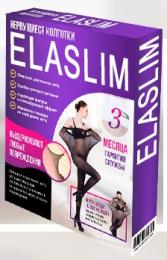 Колготки нервущиеся ElaSlim